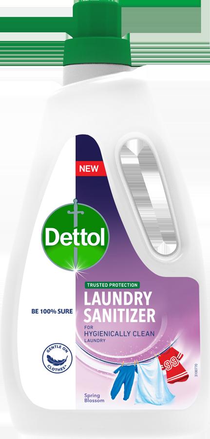 Dettol Laundry Sanitizer Spring Blossom