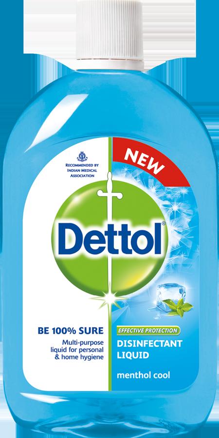 Dettol Disinfectant Liquid Menthol Cool
