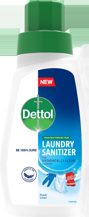 Dettol Laundry Sanitizer Fresh Linen